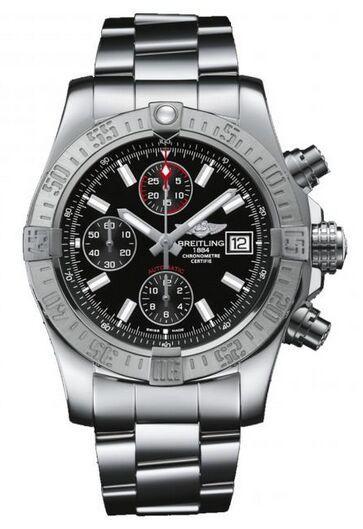 imitación reloj Breitling Avenger II acero inoxidable A1338111 / BC32 / 170A